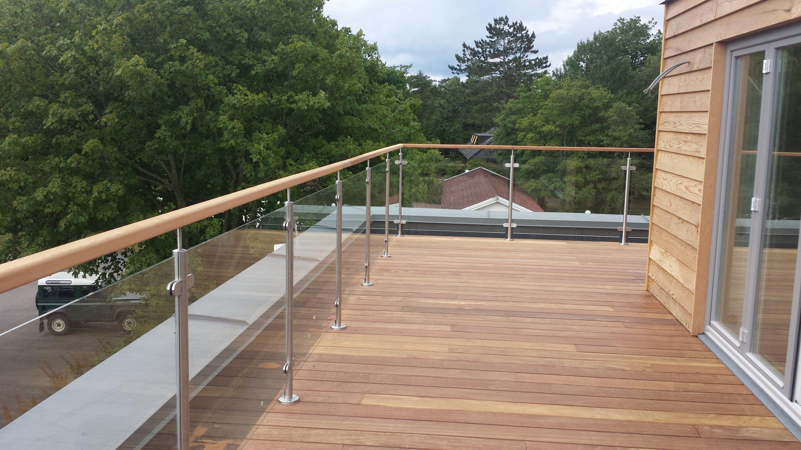 ipe trall cumaru trall balkong
