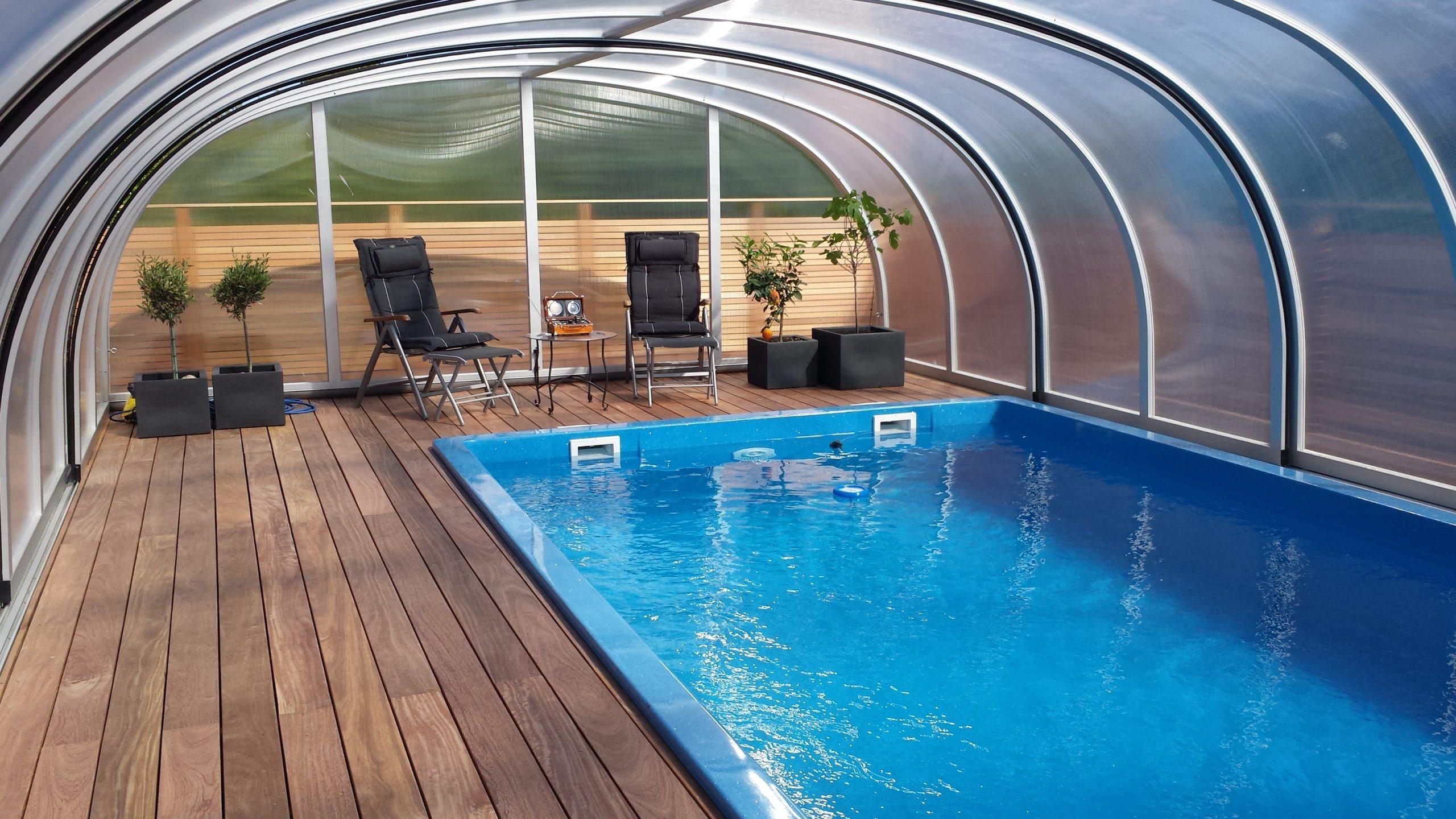 ipe trall cumaru trall inbyggd pool
